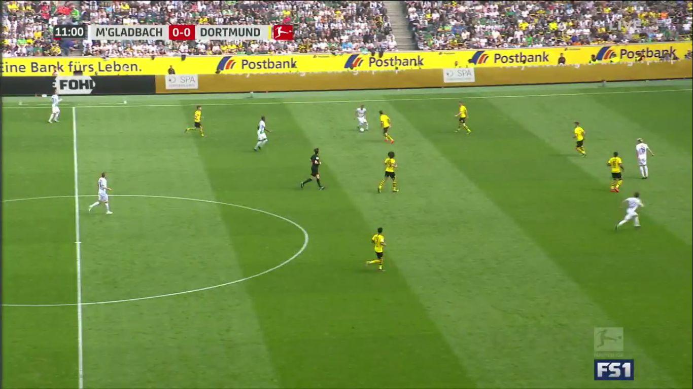 18-05-2019 - Borussia Monchengladbach 0-2 Borussia Dortmund