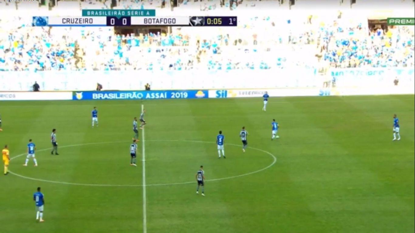 15-07-2019 - Cruzeiro 0-0 Botafogo FR RJ