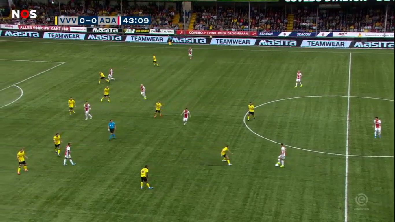 18-08-2019 - VVV-Venlo 1-4 Ajax Amsterdam