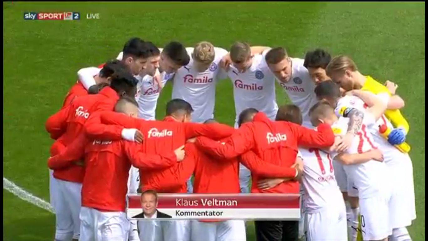 14-04-2019 - FC Ingolstadt 04 1-1 Holstein Kiel (2. BUNDESLIGA)