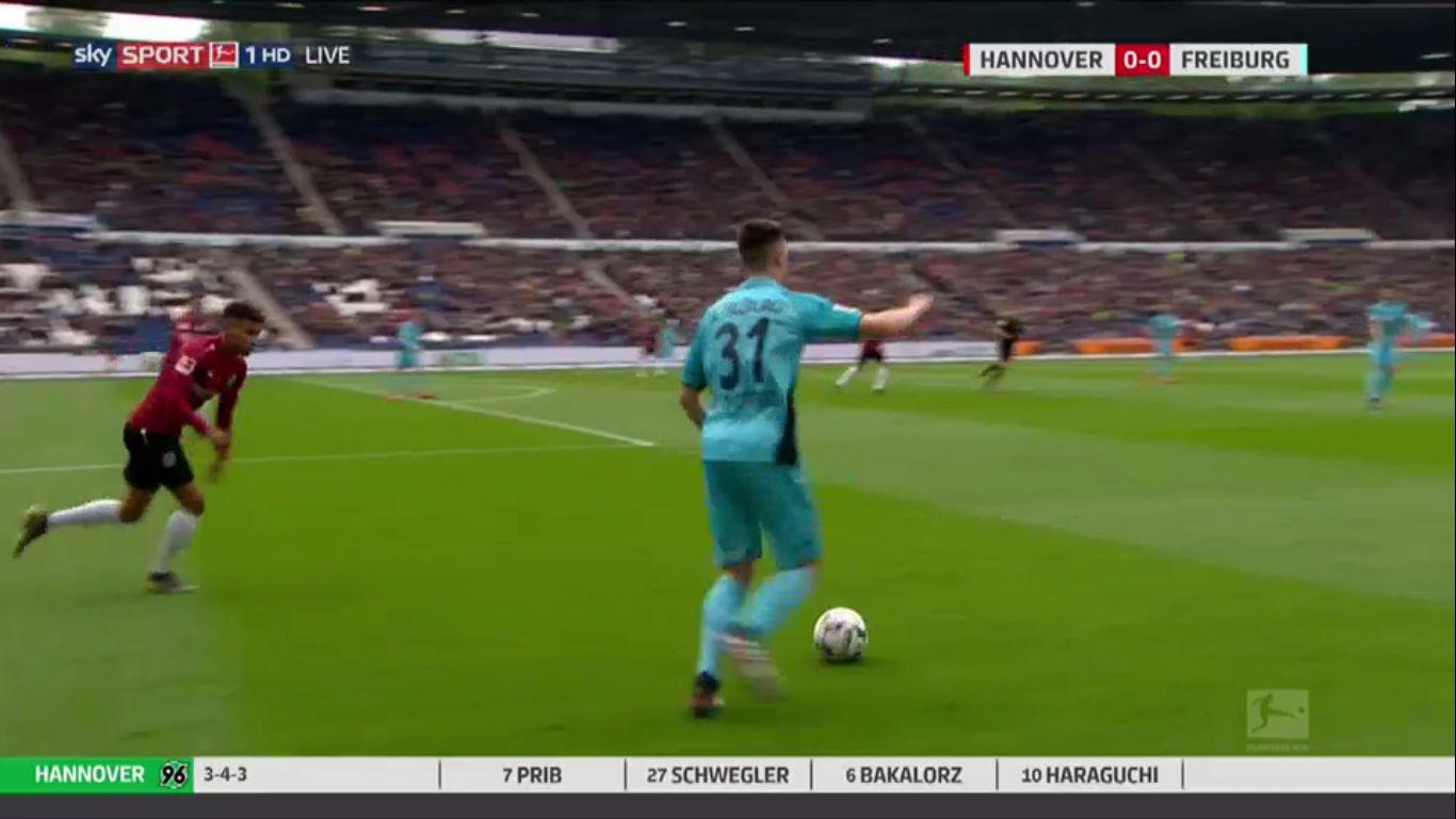 11-05-2019 - Hannover 96 3-0 Freiburg
