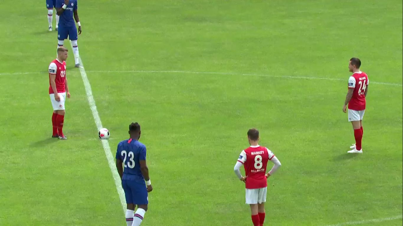 14-07-2019 - St. Patrick's Athletic 0-4 Chelsea (FRIENDLY)