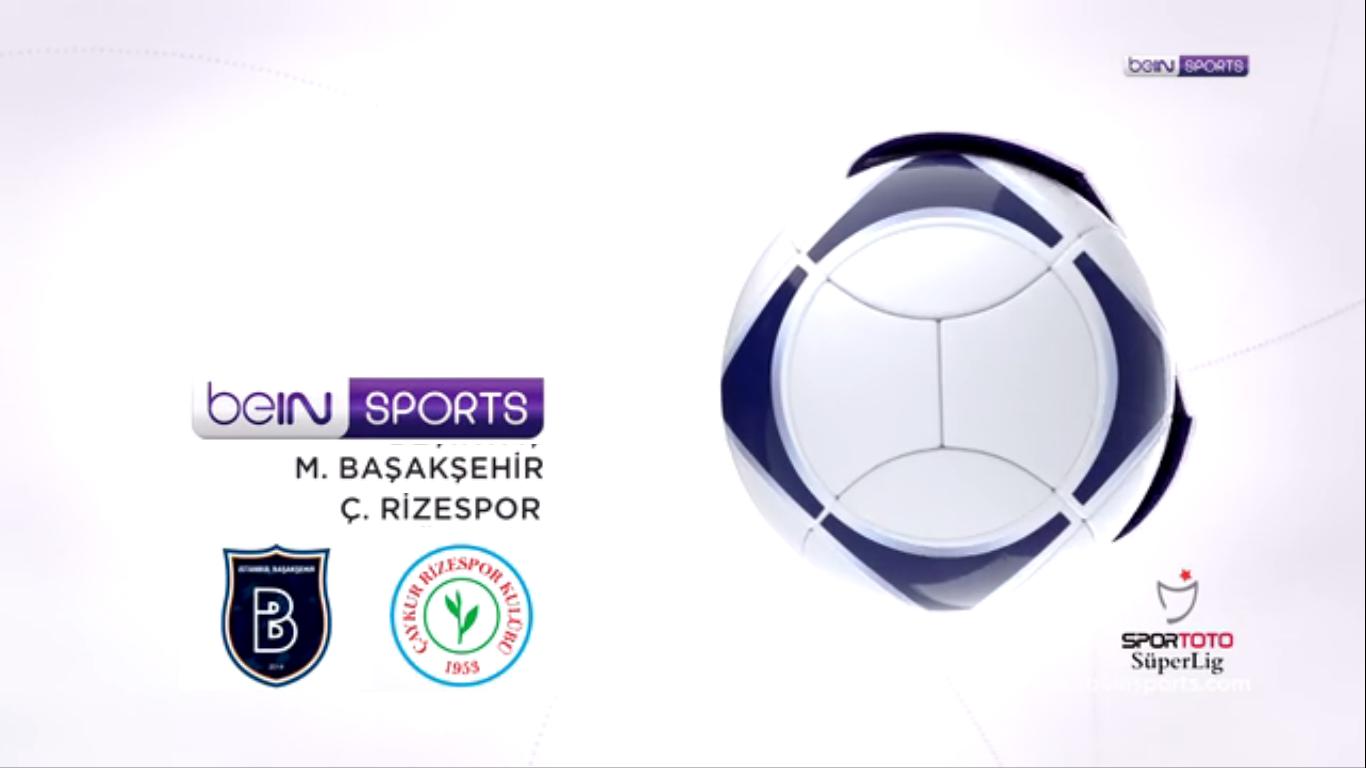 21-04-2019 - Istanbul Basaksehir 1-1 Rizespor