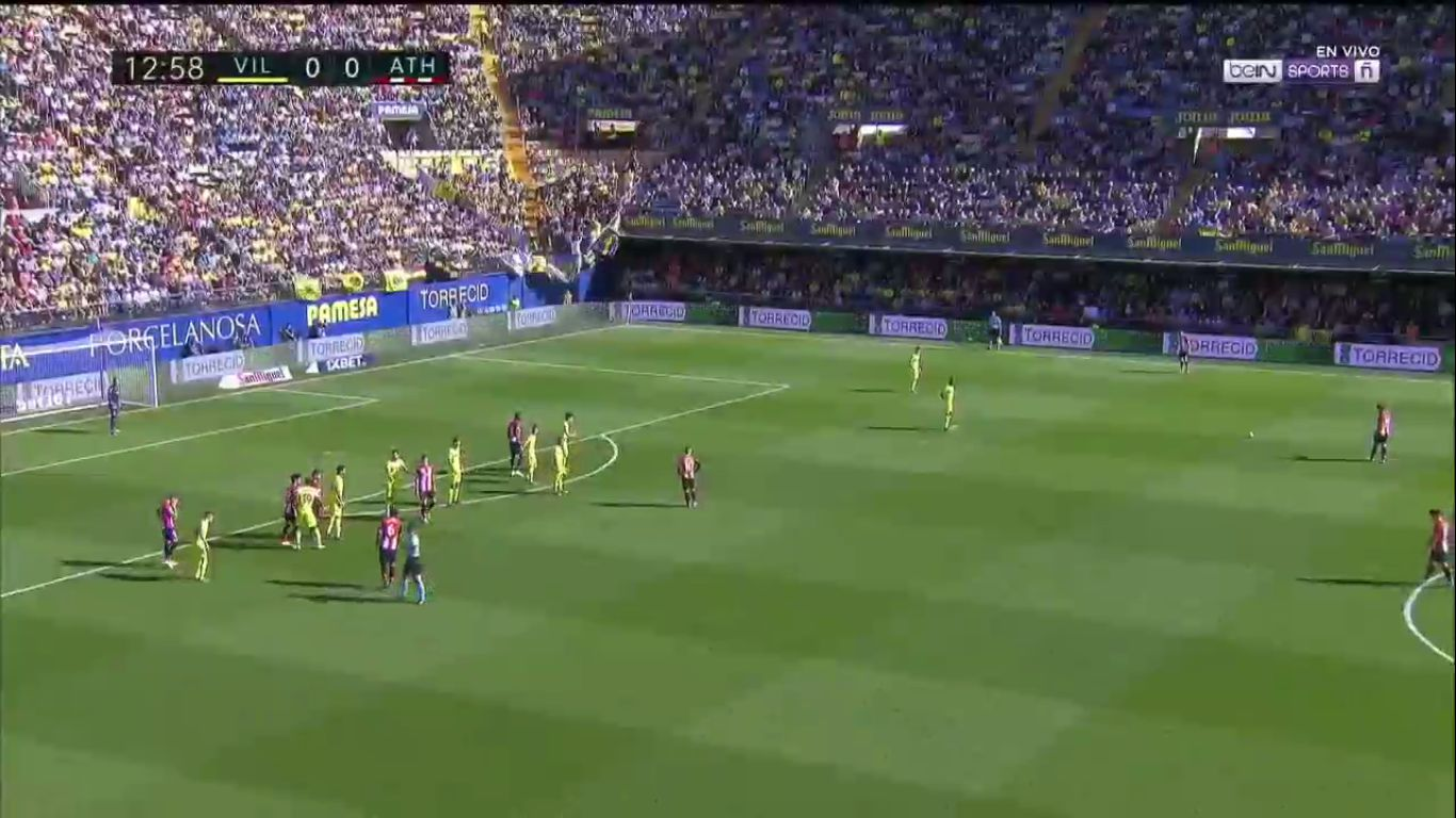 03-11-2019 - Villarreal 0-0 Athletic Bilbao