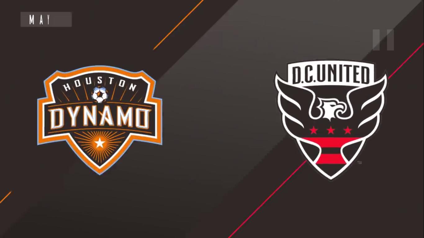 19-05-2019 - Houston Dynamo 2-1 DC United