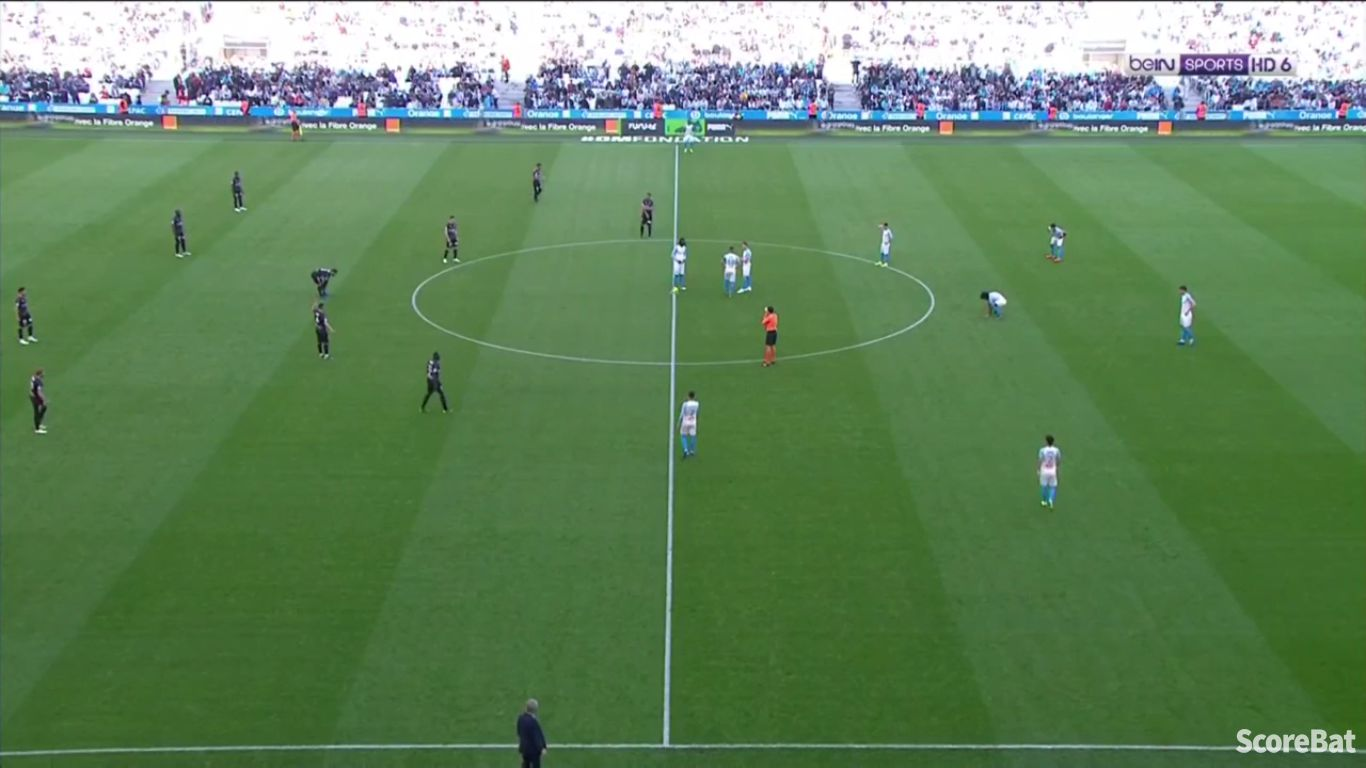 13-04-2019 - Marseille 2-1 Nimes