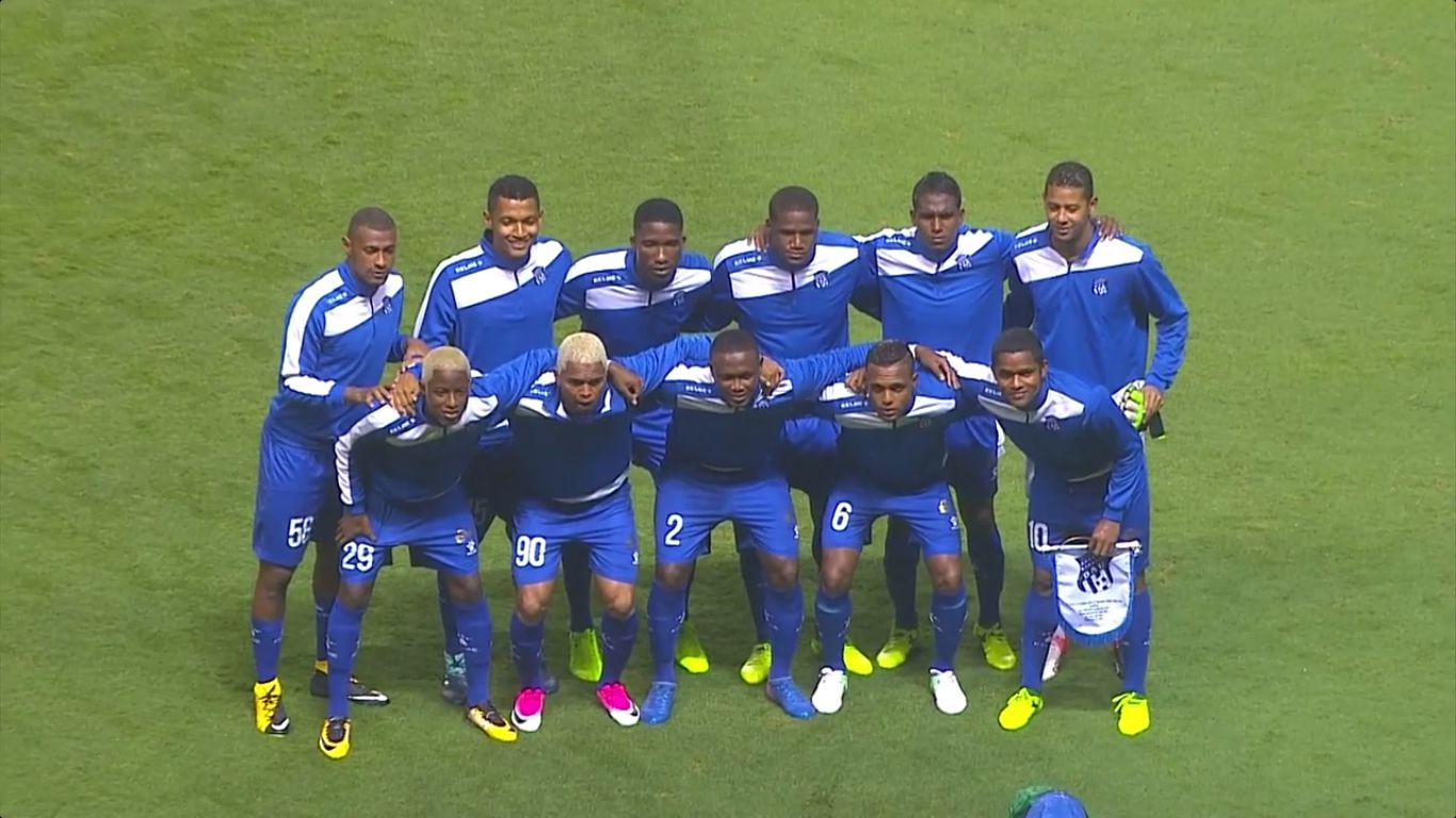 Santos de Guapiles 1-0 CD Arabe Unido (CONCACAF LEAGUE)