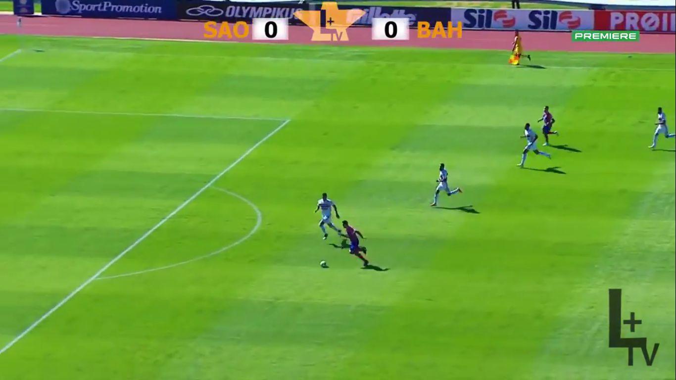 20-05-2019 - Sao Paulo 0-0 Bahia