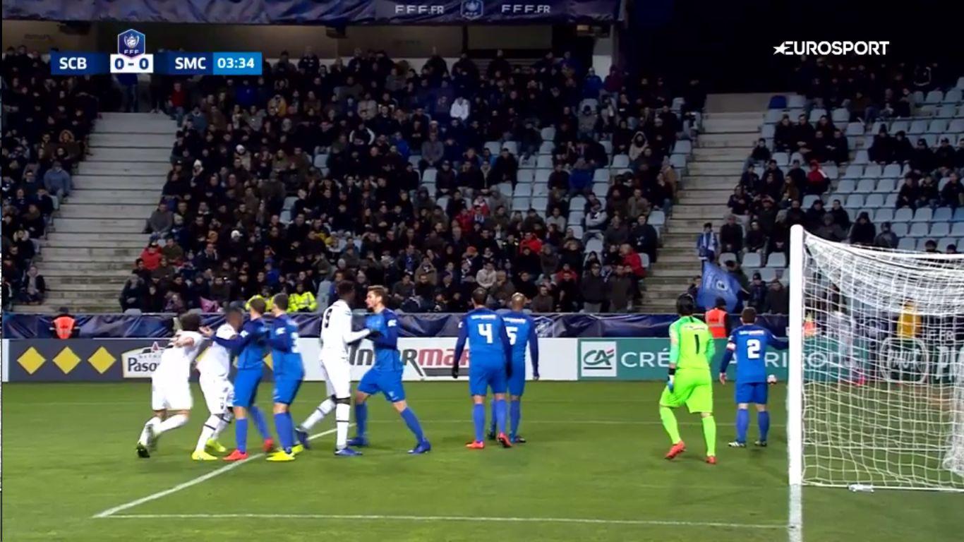 05-02-2019 - SC Bastia 2-2 (3-5 PEN.) Caen (COUP DE FRANCE)