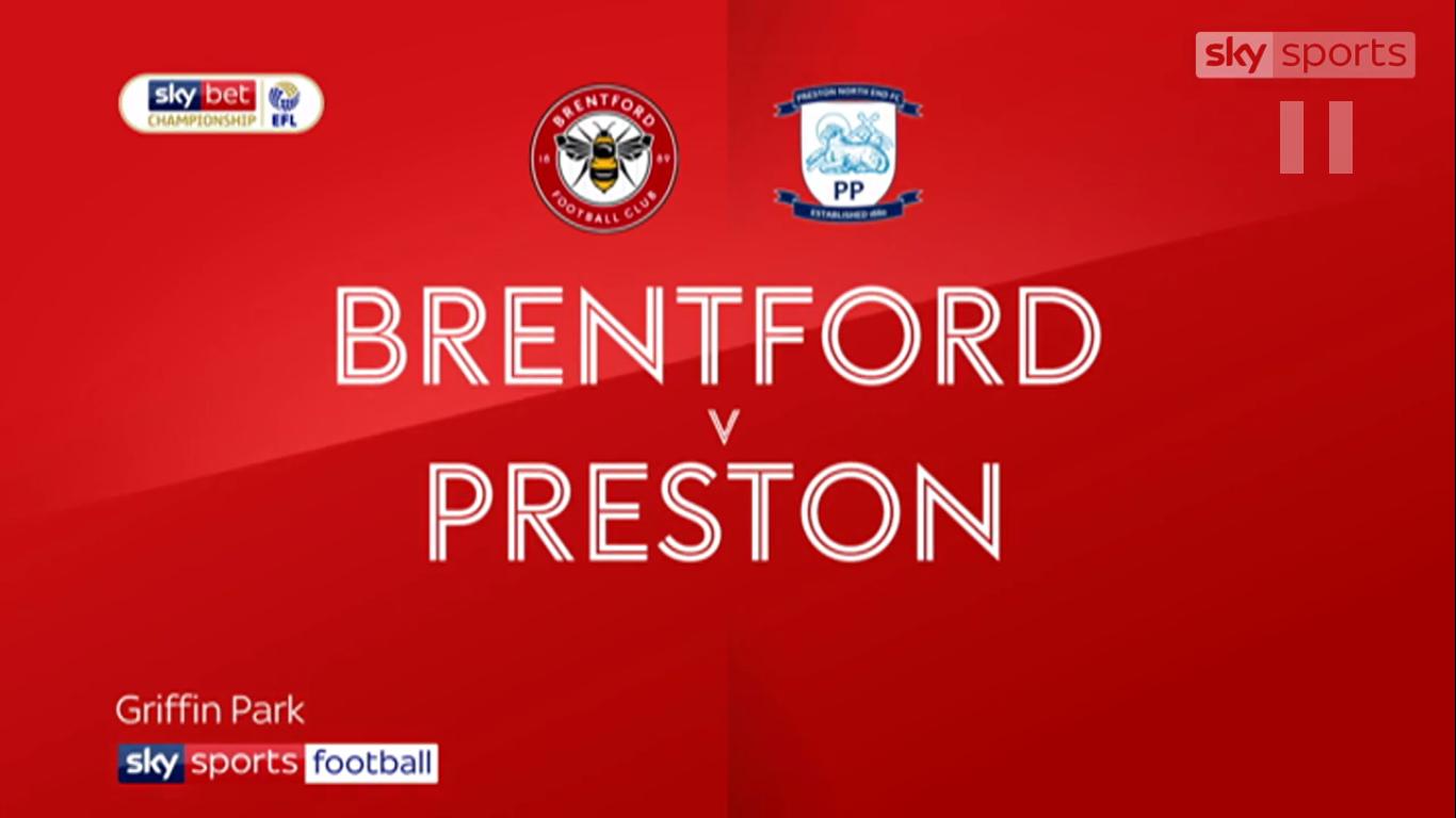 05-05-2019 - Brentford 3-0 Preston North End (CHAMPIONSHIP)