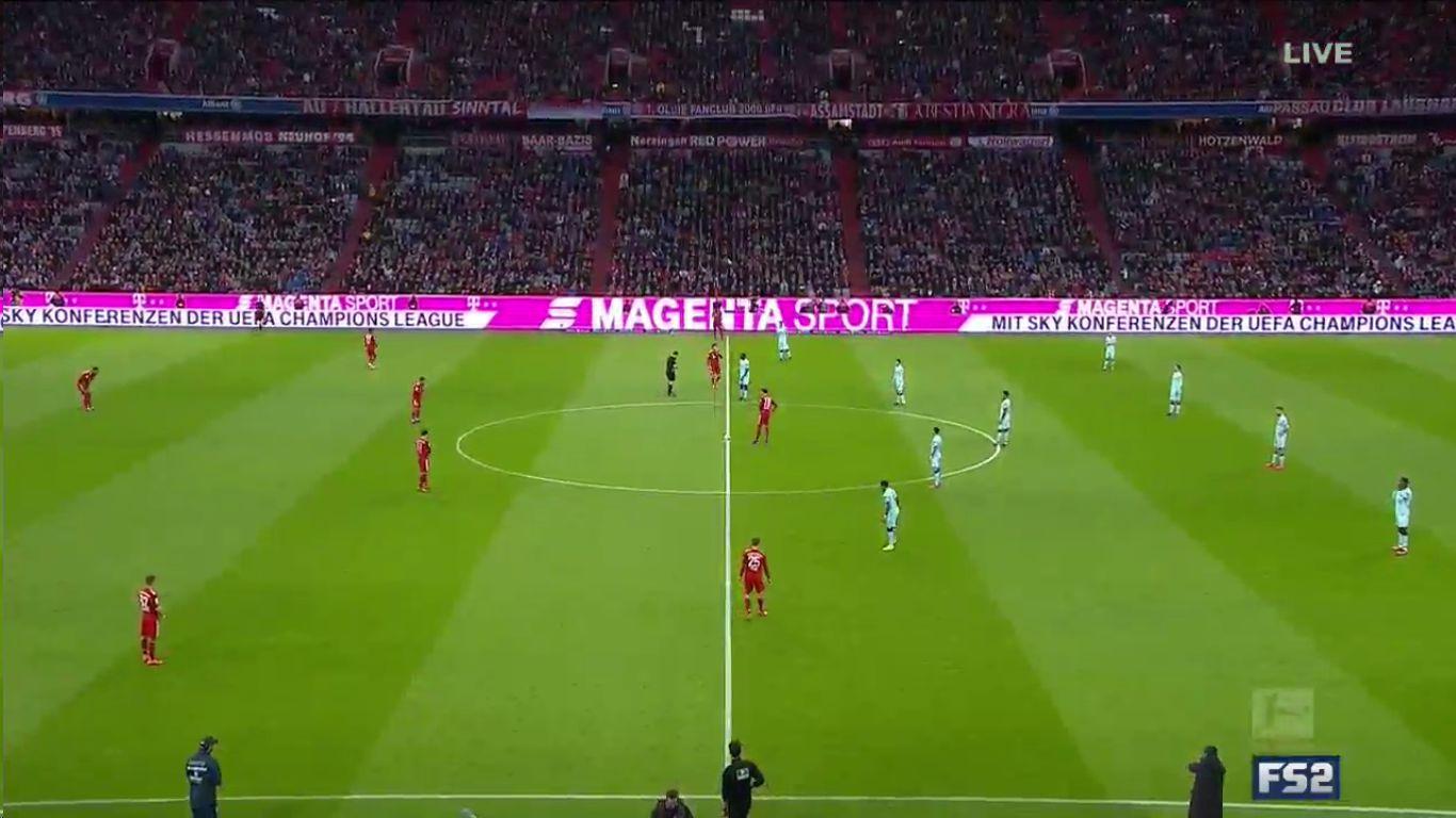 17-03-2019 - FC Bayern Munchen 6-0 Mainz 05