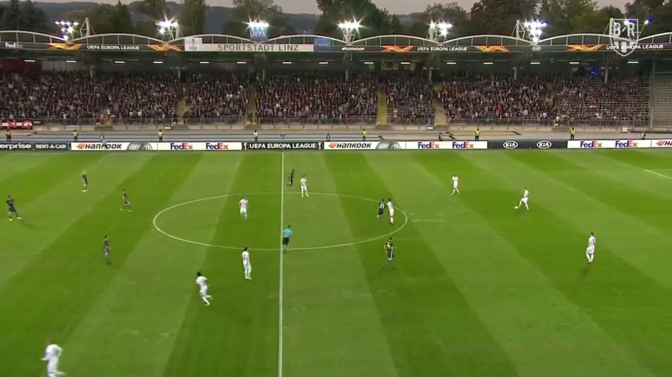19-09-2019 - LASK 1-0 Rosenborg (EUROPA LEAGUE)