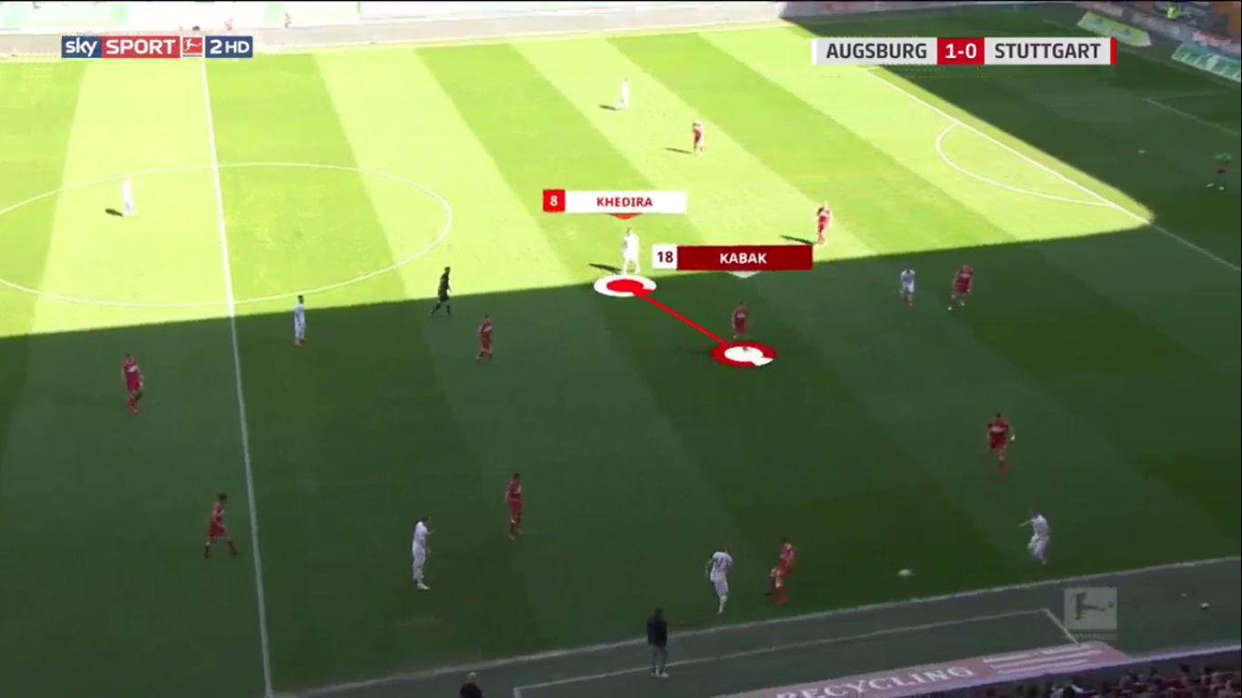 20-04-2019 - Augsburg 6-0 VfB Stuttgart