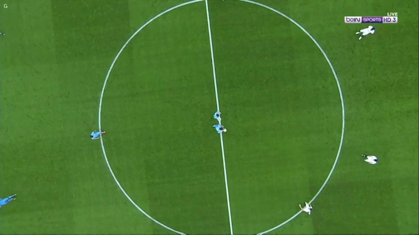 21-04-2019 - Getafe 3-0 Sevilla