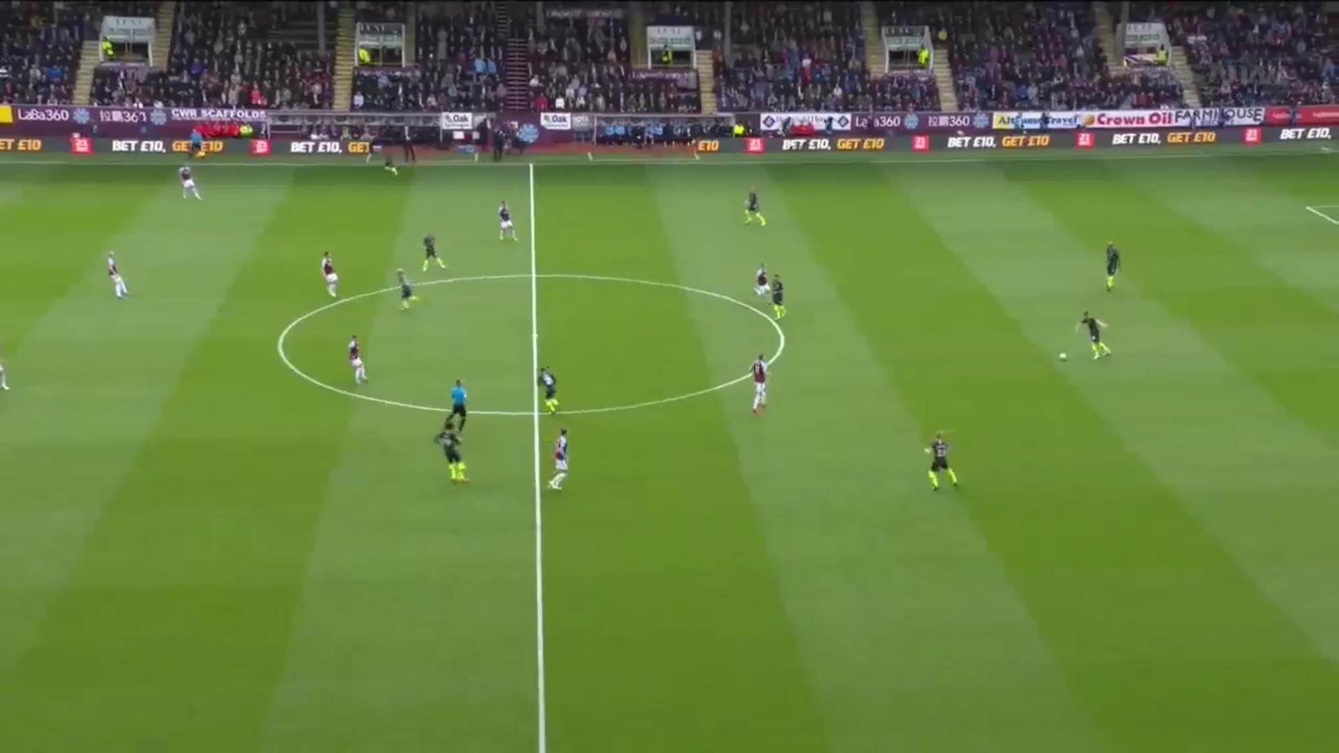 28-04-2019 - Burnley 0-1 Manchester City