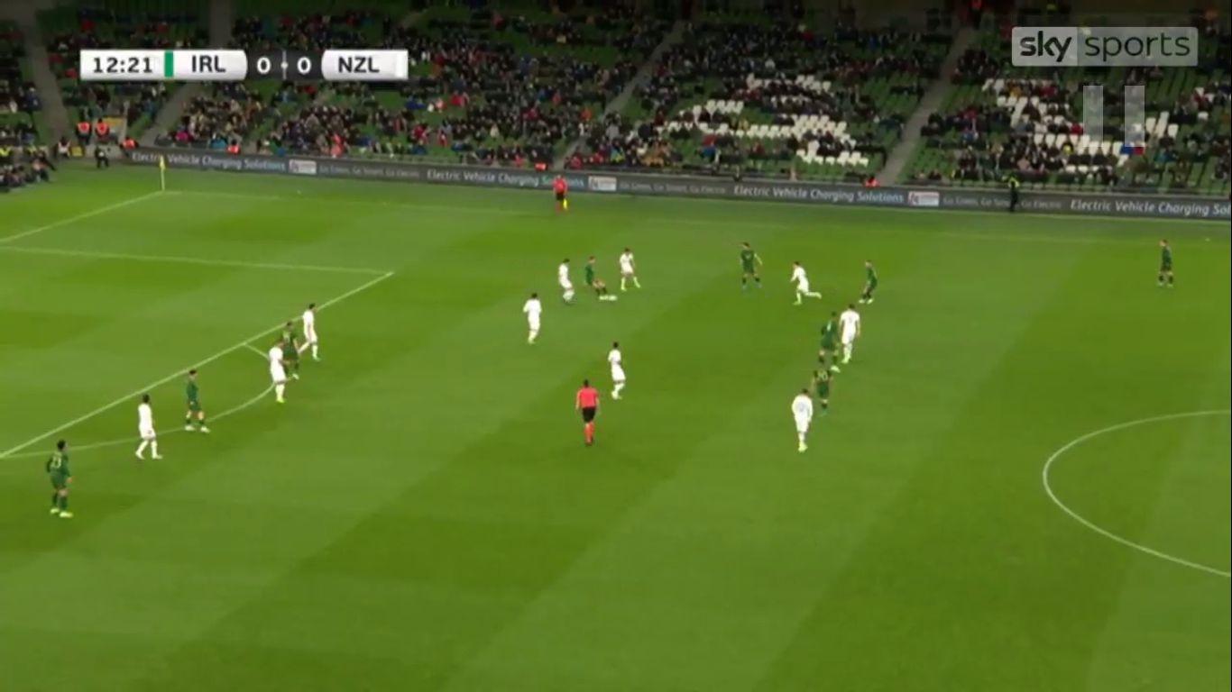 14-11-2019 - Ireland 3-1 New Zealand (FRIENDLY)
