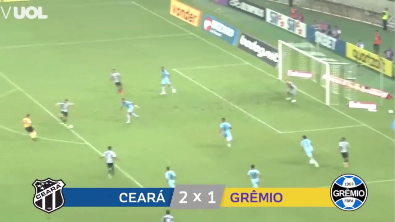 20-05-2019 - Ceara 2-1 Gremio