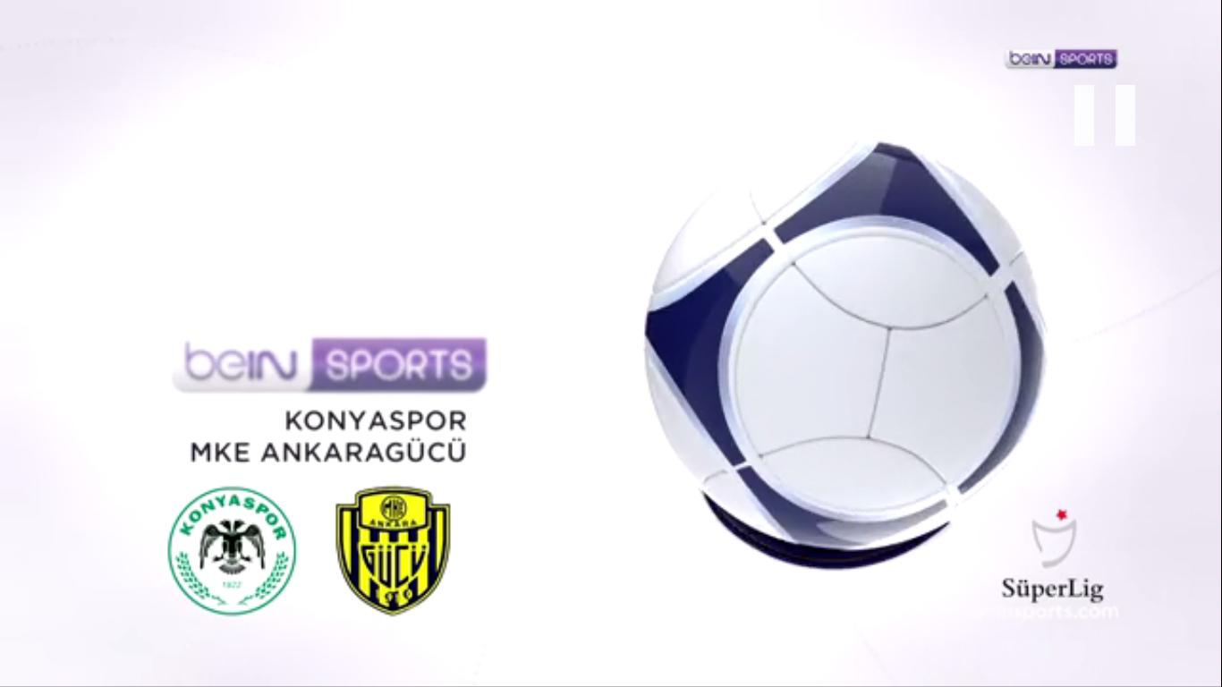 18-08-2019 - Konyaspor 0-0 Ankaragucu