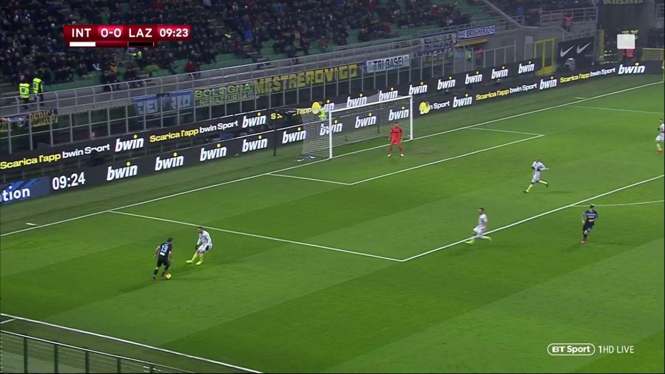 31-01-2019 - Inter 1-1 (3-4 PEN.) Lazio (COPPA ITALIA)