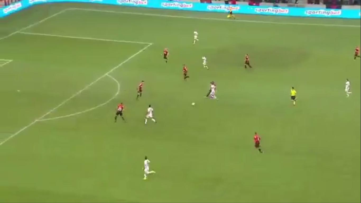 22-08-2019 - CA Paranaense PR 0-1 Sao Paulo