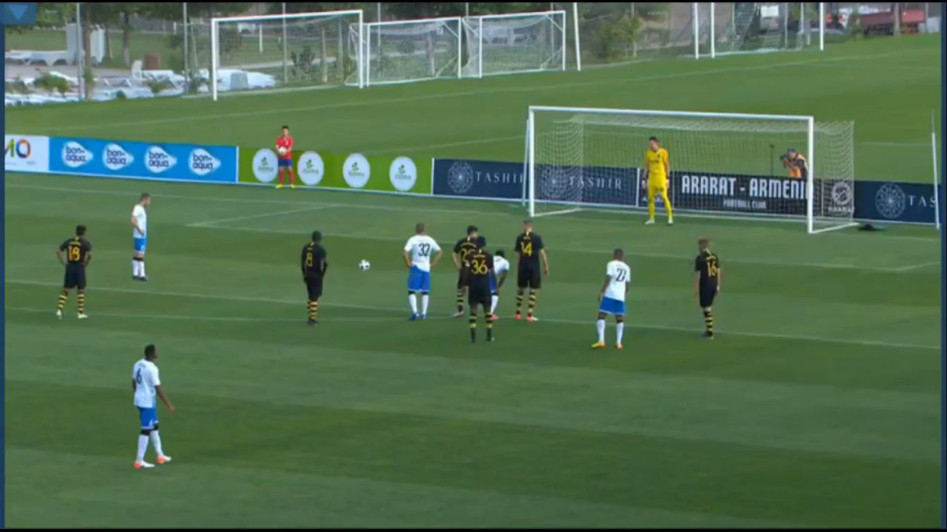 09-07-2019 - Ararat Armenia 2-1 AIK (CHAMPIONS LEAGUE QUALIF.)