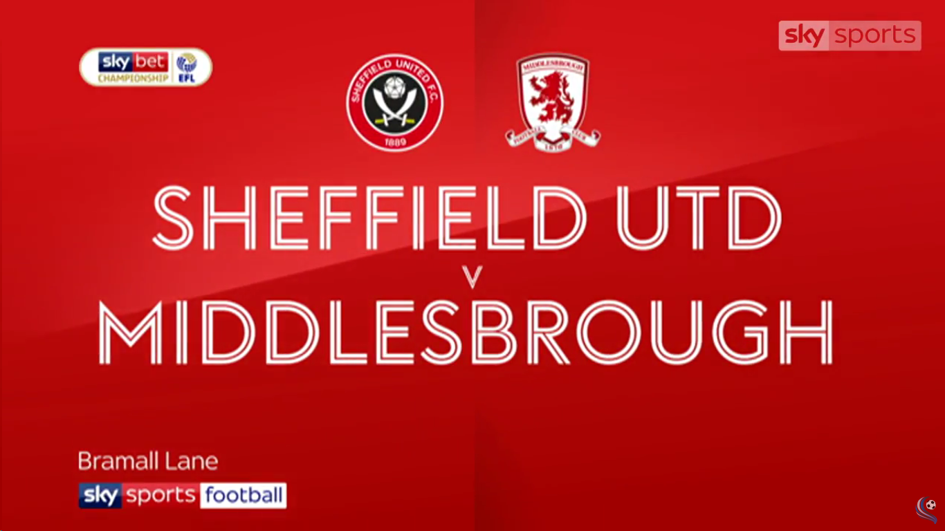 13-02-2019 - Sheffield United 1-0 Middlesbrough (CHAMPIONSHIP)