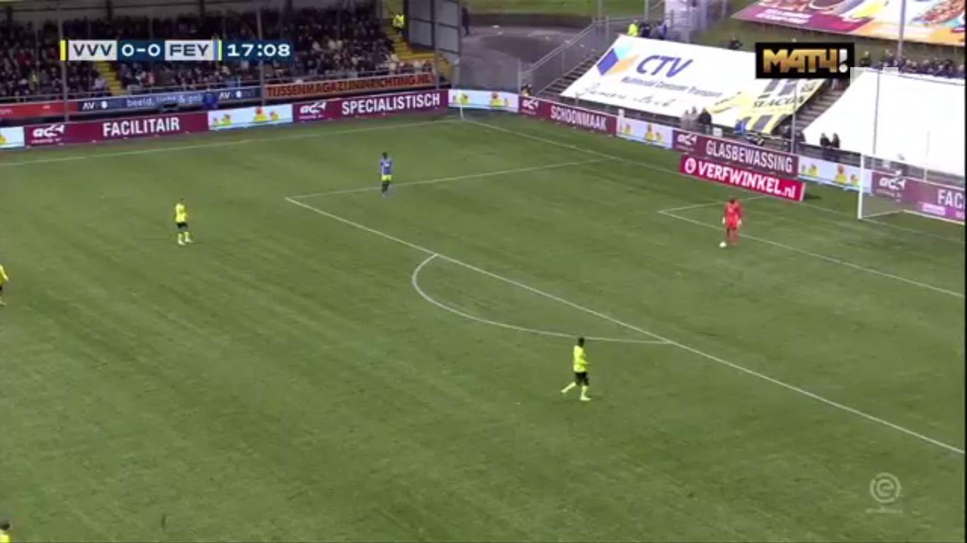 03-11-2019 - VVV-Venlo 0-3 Feyenoord