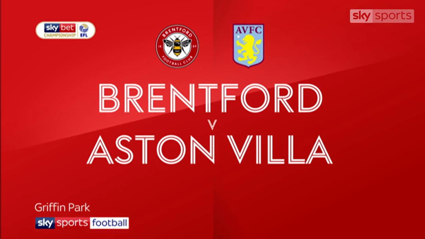 13-02-2019 - Brentford 1-0 Aston Villa (CHAMPIONSHIP)