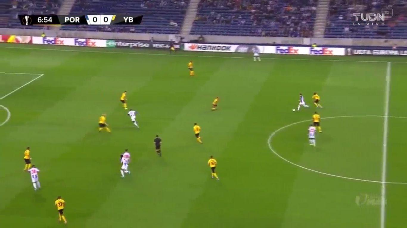 19-09-2019 - FC Porto 2-1 Young Boys (EUROPA LEAGUE)