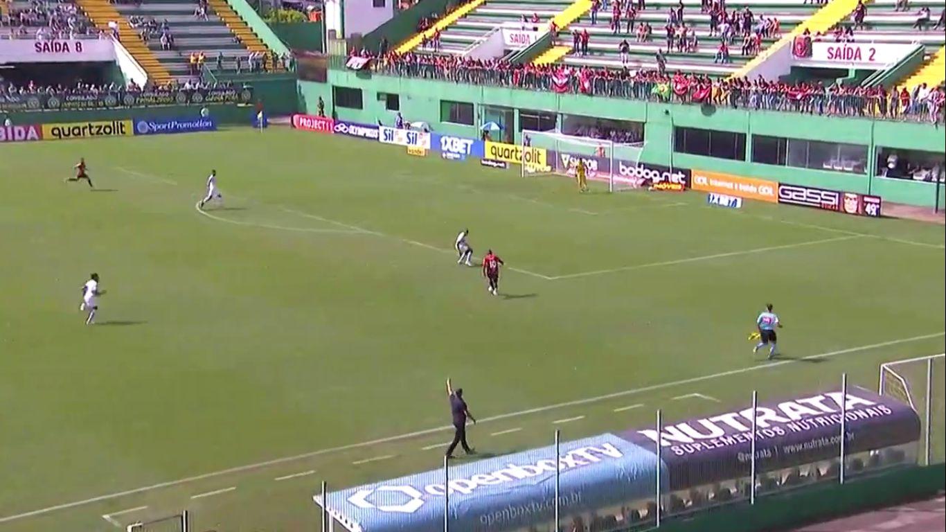 06-05-2019 - Chapecoense AF 1-1 CA Paranaense PR