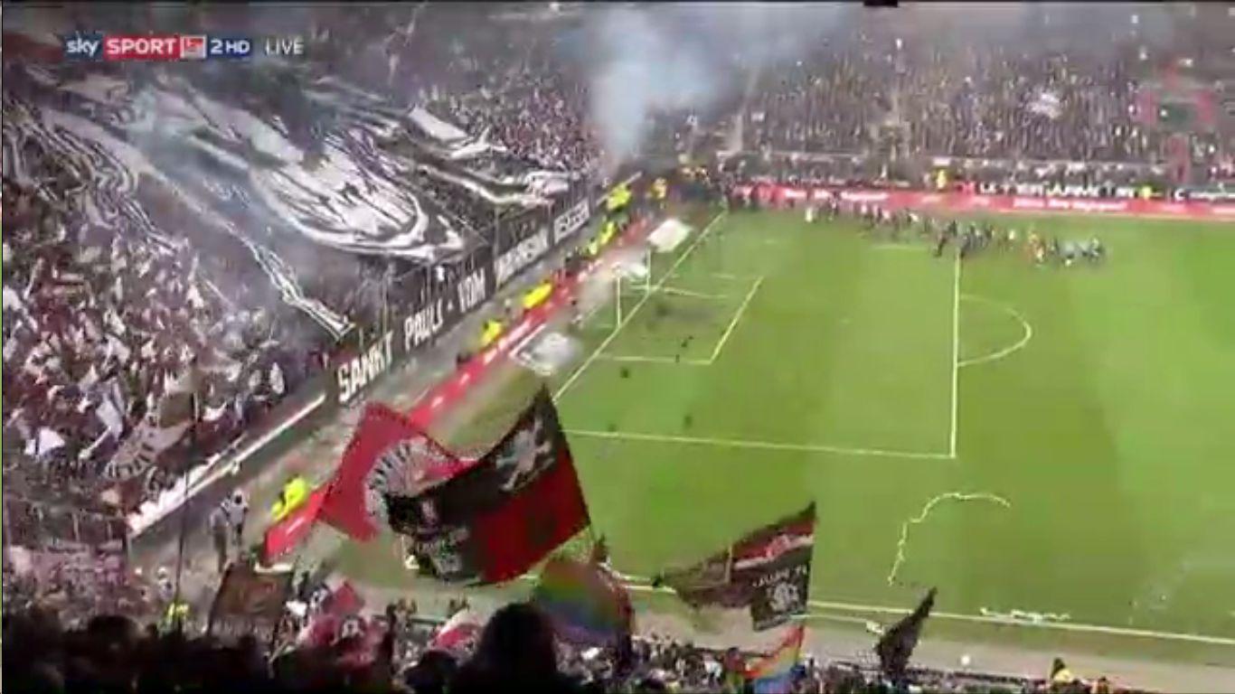 10-03-2019 - FC St. Pauli 0-4 Hamburger SV (2. BUNDESLIGA)