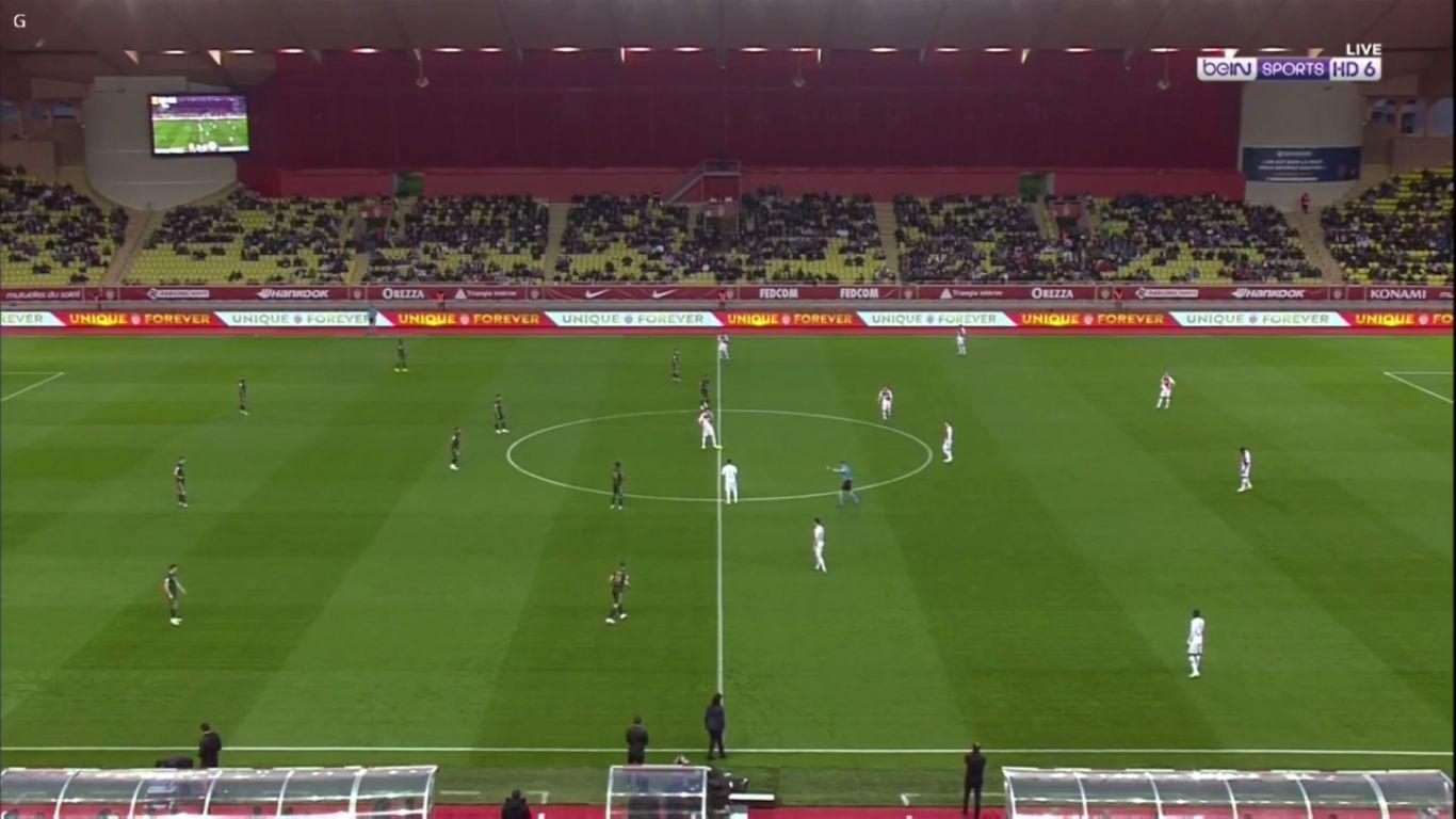 13-04-2019 - Monaco 0-0 Reims