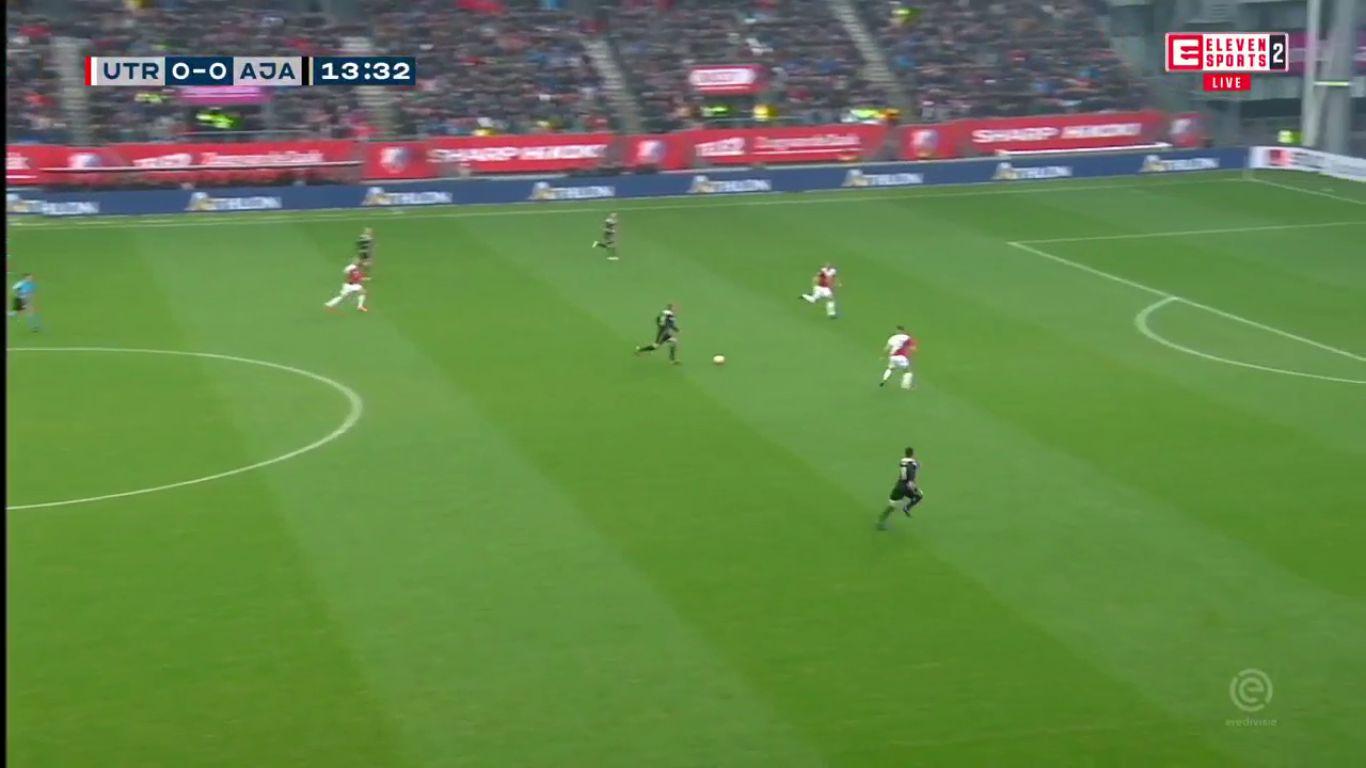 23-12-2018 - FC Utrecht 1-3 Ajax Amsterdam