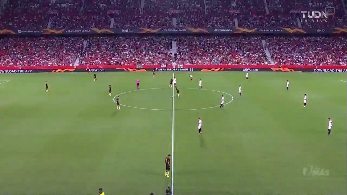 03-10-2019 - Sevilla 1-0 APOEL Nicosia (EUROPA LEAGUE)