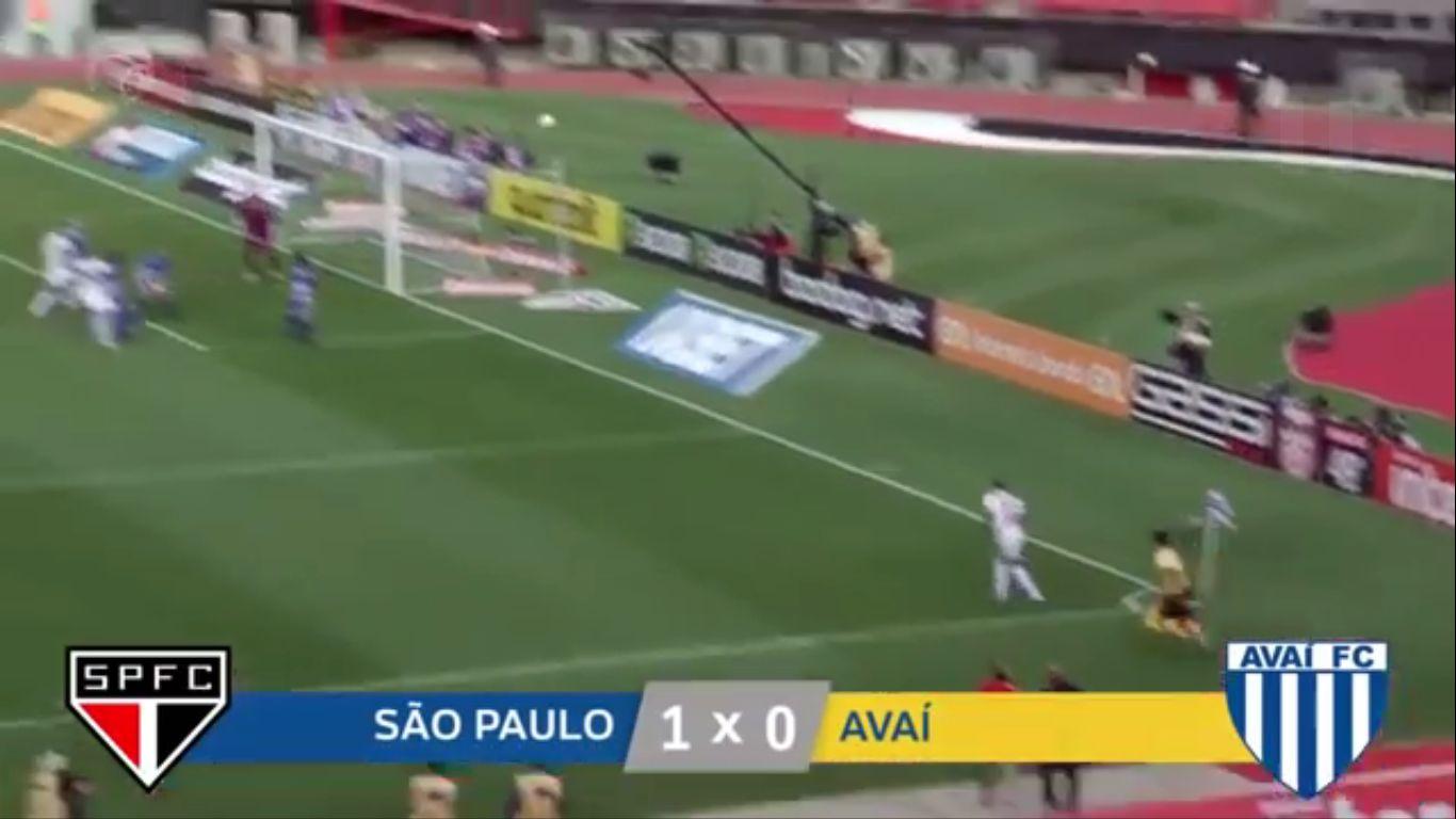 21-10-2019 - Sao Paulo 1-0 Avai FC SC