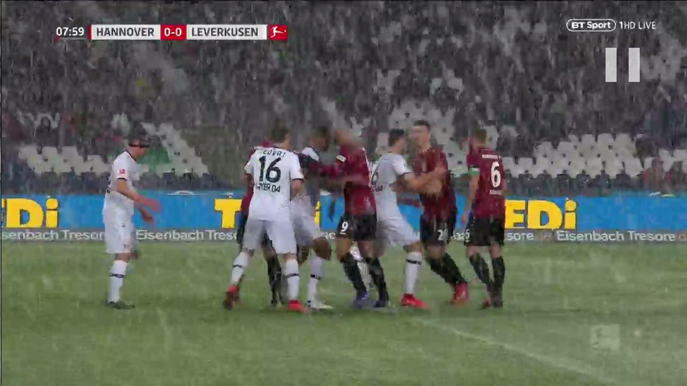 10-03-2019 - Hannover 96 2-3 Bayer Leverkusen