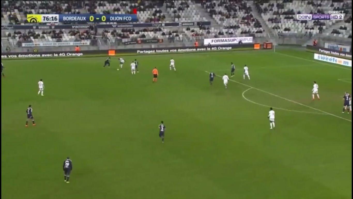 20-01-2019 - Bordeaux 1-0 Dijon