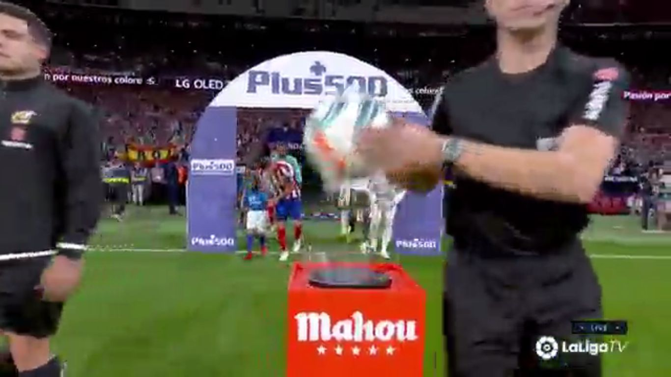 28-09-2019 - Atletico Madrid 0-0 Real Madrid