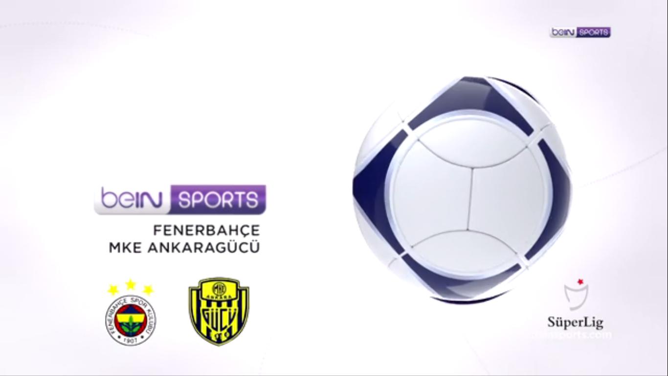 21-09-2019 - Fenerbahce 2-1 Ankaragucu