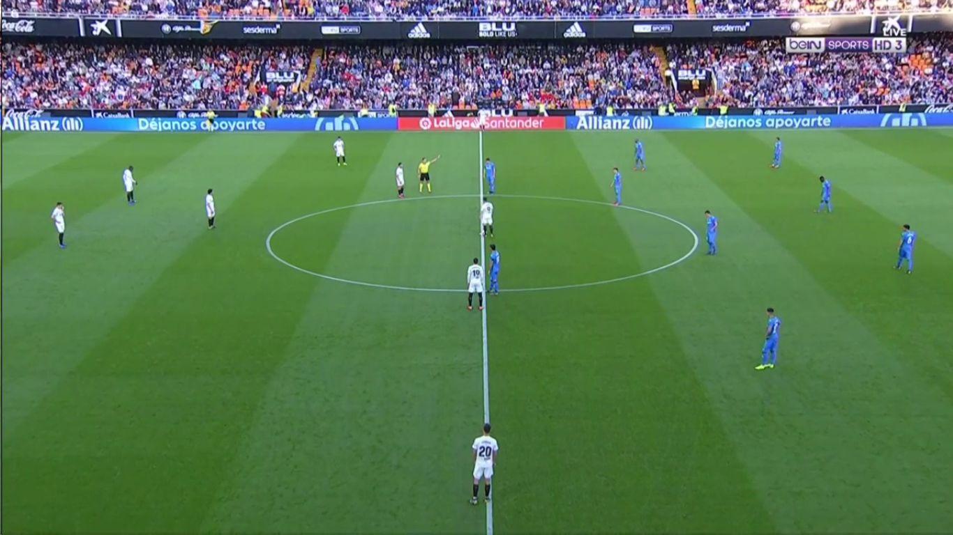 17-03-2019 - Valencia 0-0 Getafe