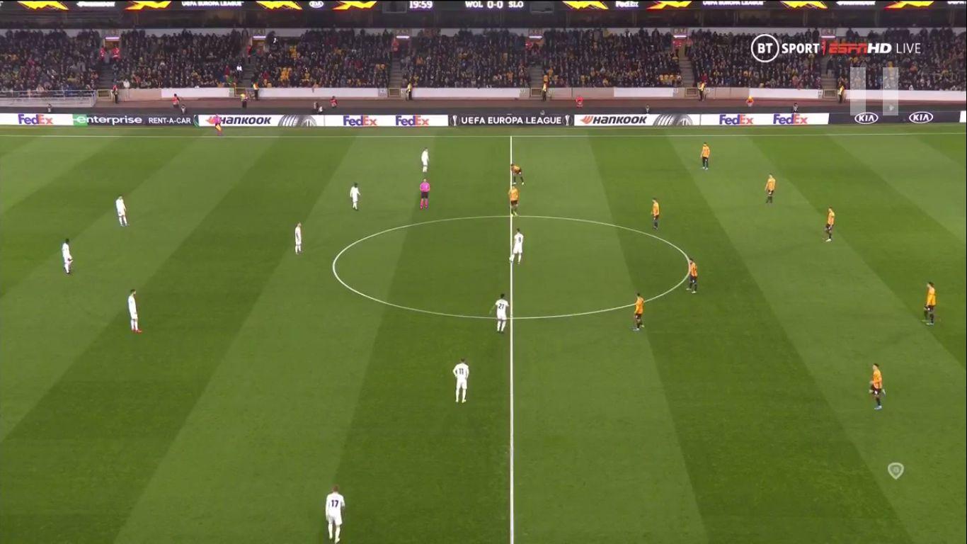 07-11-2019 - Wolverhampton Wanderers 1-0 Slovan Bratislava (EUROPA LEAGUE)