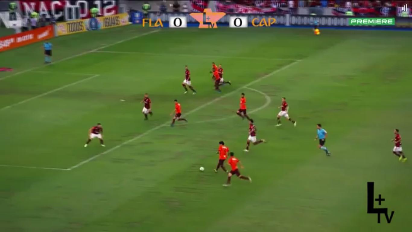 02-12-2018 - Flamengo 1-2 Atletico PR