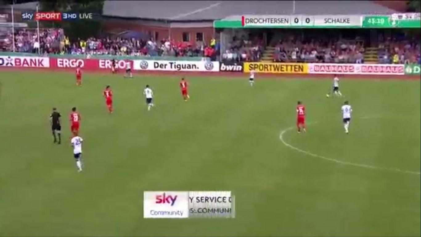 10-08-2019 - SV Drochtersen/Assel 0-5 Schalke 04 (DFB POKAL)