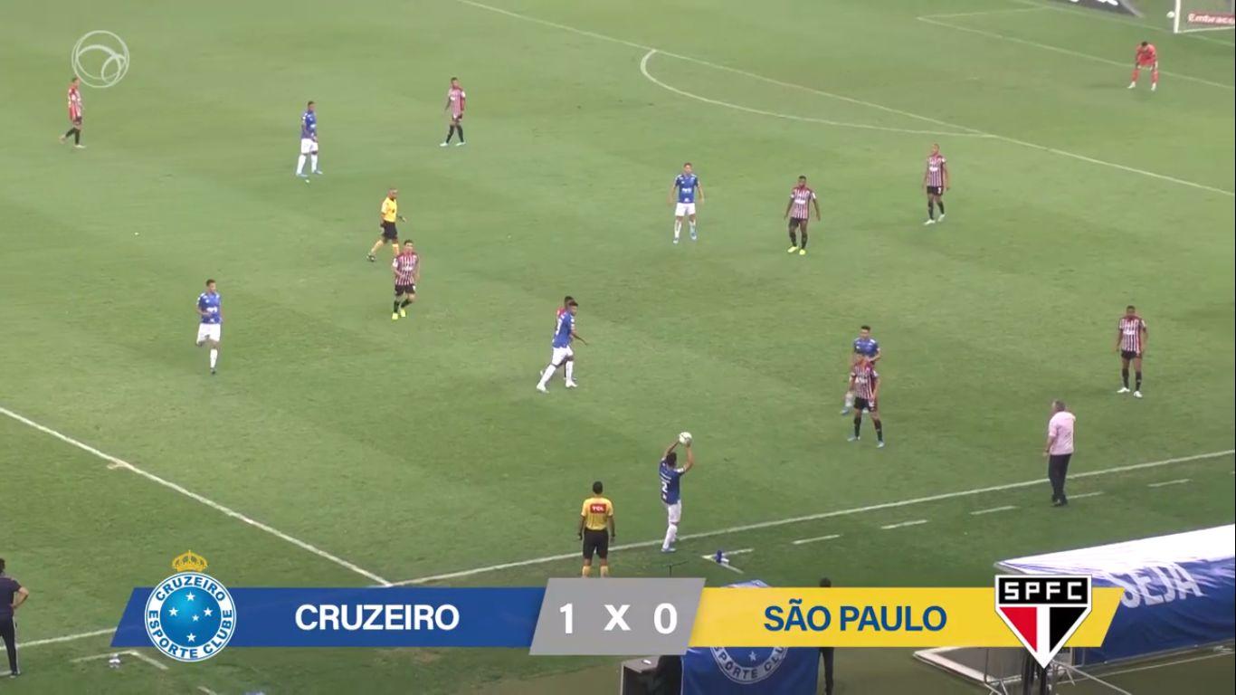 17-10-2019 - Cruzeiro 1-0 Sao Paulo