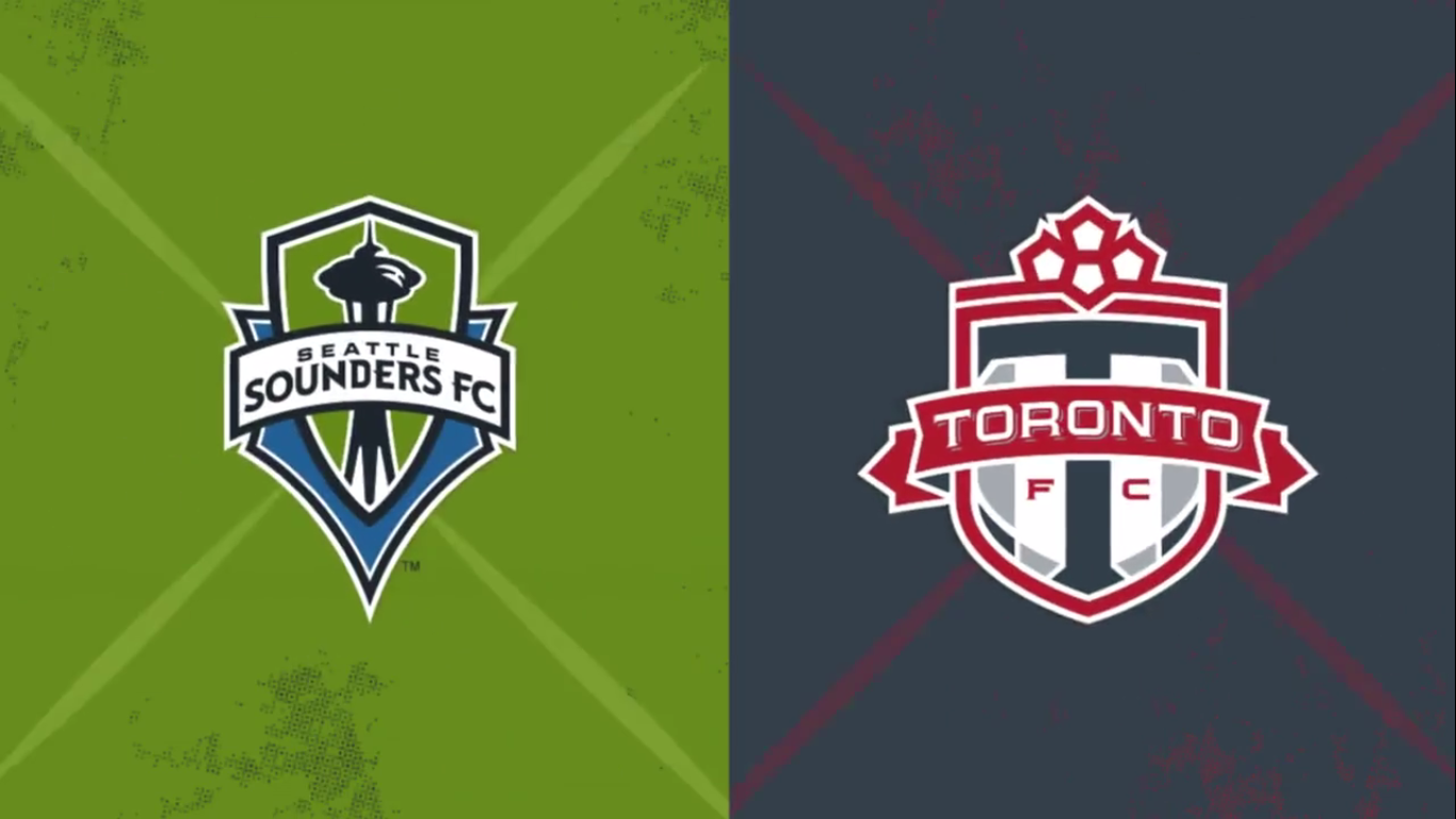 11-11-2019 - Seattle Sounders FC 3-1 Toronto FC - FINAL
