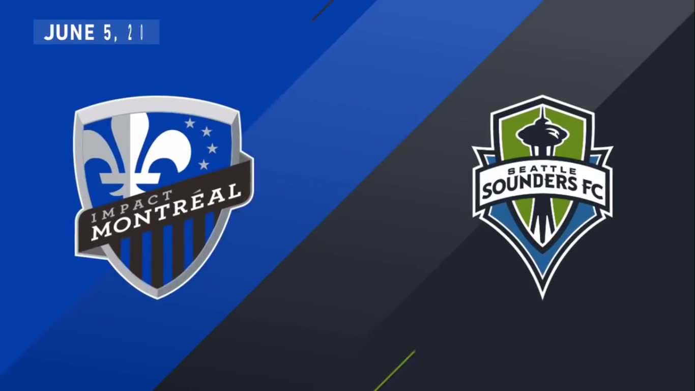 06-06-2019 - Montreal Impact 2-1 Seattle Sounders FC