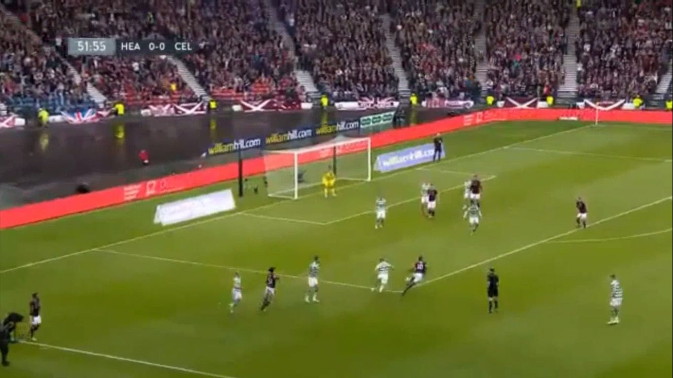 25-05-2019 - Hearts 1-2 Celtic (SCOTTISH CUP - FINAL)