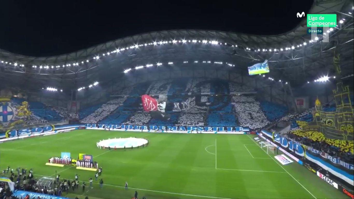 10-11-2019 - Marseille 2-1 Lyon