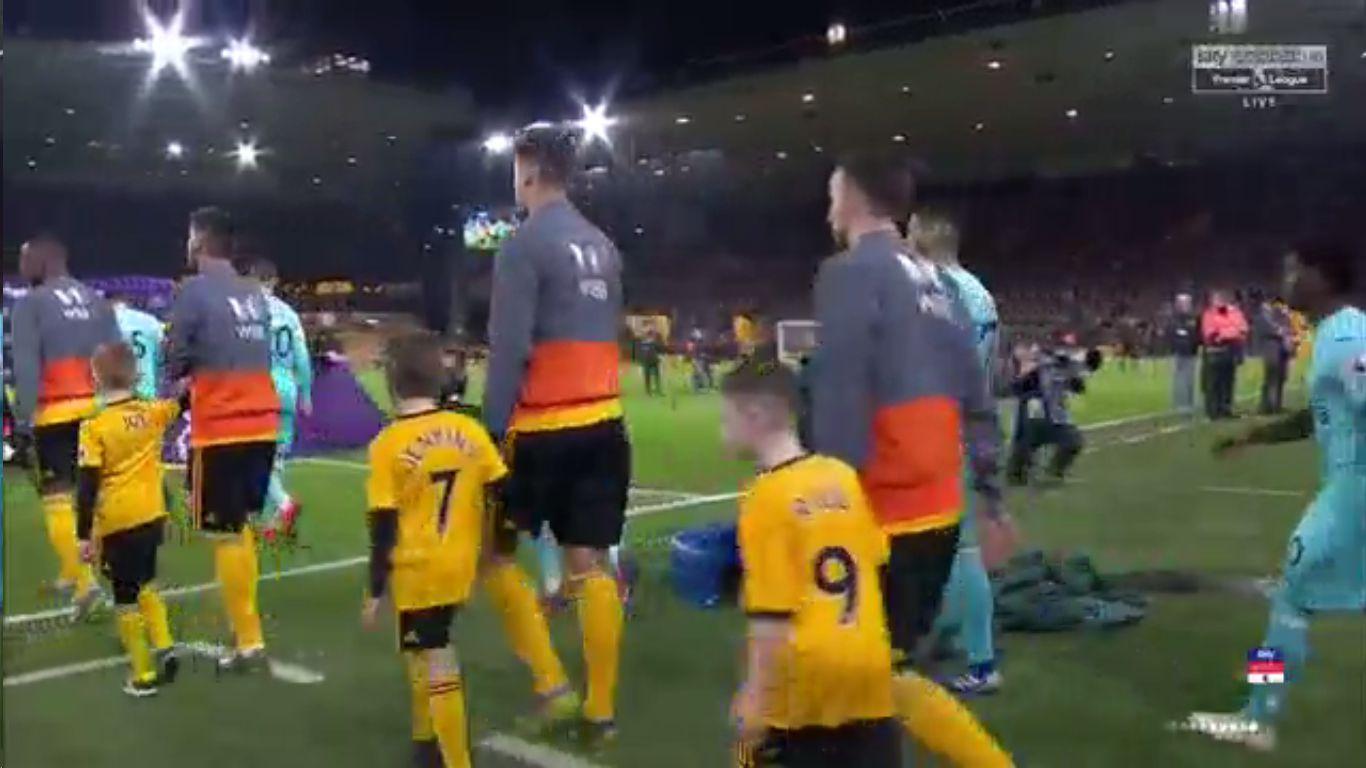 11-02-2019 - Wolverhampton Wanderers 1-1 Newcastle United