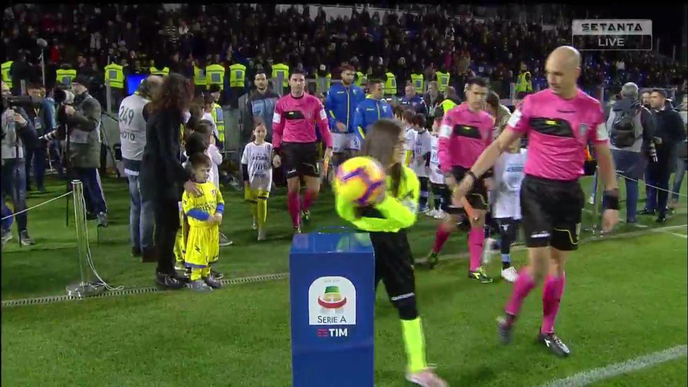 04-02-2019 - Frosinone 0-1 Lazio